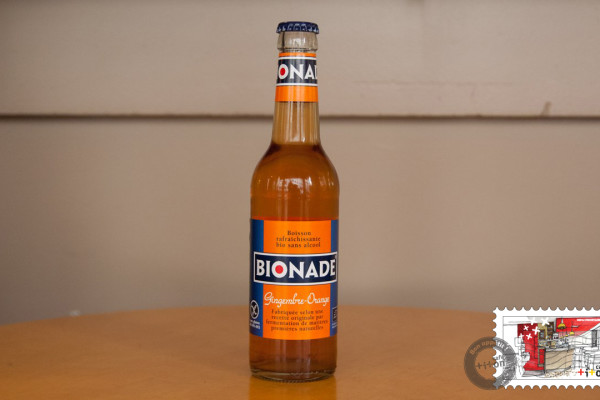 BIONADE ORANGE-GINGEMBRE